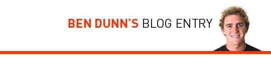 Ben Dunn's Blog