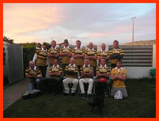 Team Australia 2007. Belly's Place.