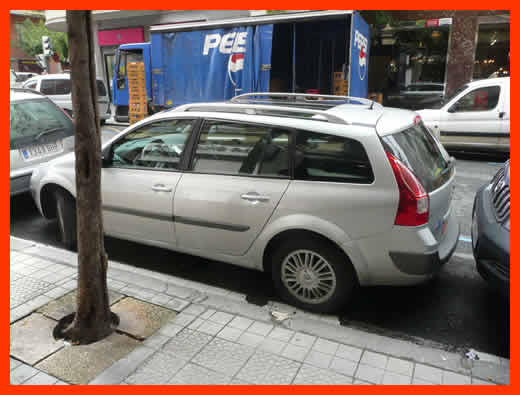 If you've ever been to Europe you know what the parking is like … Enough said!